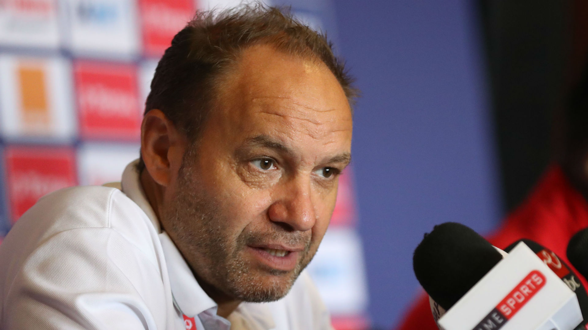 Sebastien Migne coach of Kenya during the 2019 Africa Cup of Nations Finals.j