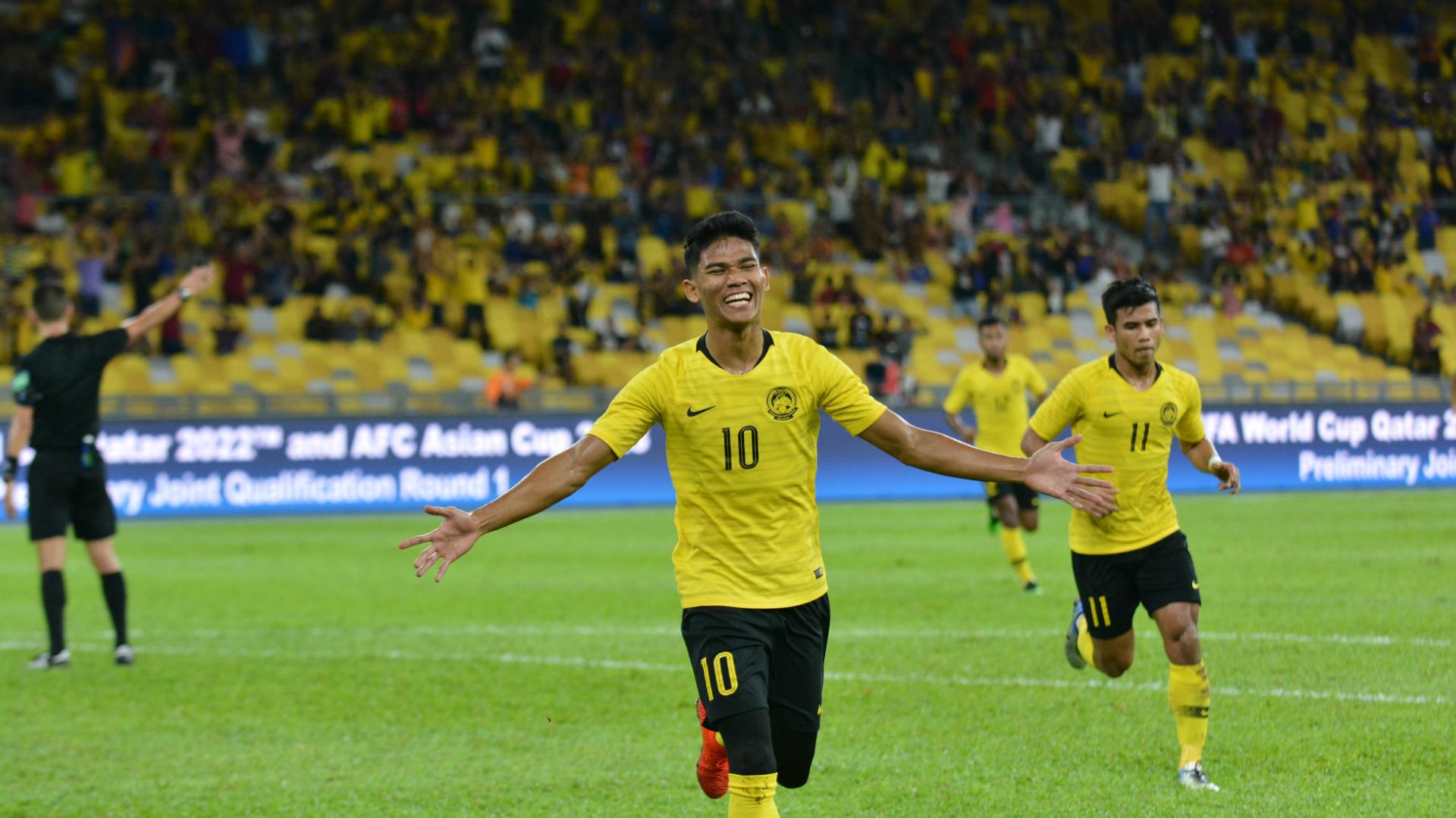 Shahrel Fikri, Malaysia v Timor Leste, 2022 World Cup Qualification, 7 Jun 2019