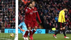 Mohamed Salah Roberto Firmino FC Liverpool Premier League 0318