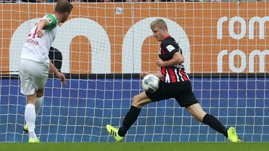 VIDEO-Highlights, Bundesliga: FC Augsburg - Eintracht Frankfurt 2:1
