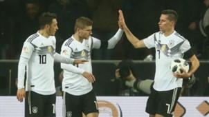 Ozil, Werner, Draxler, Germany