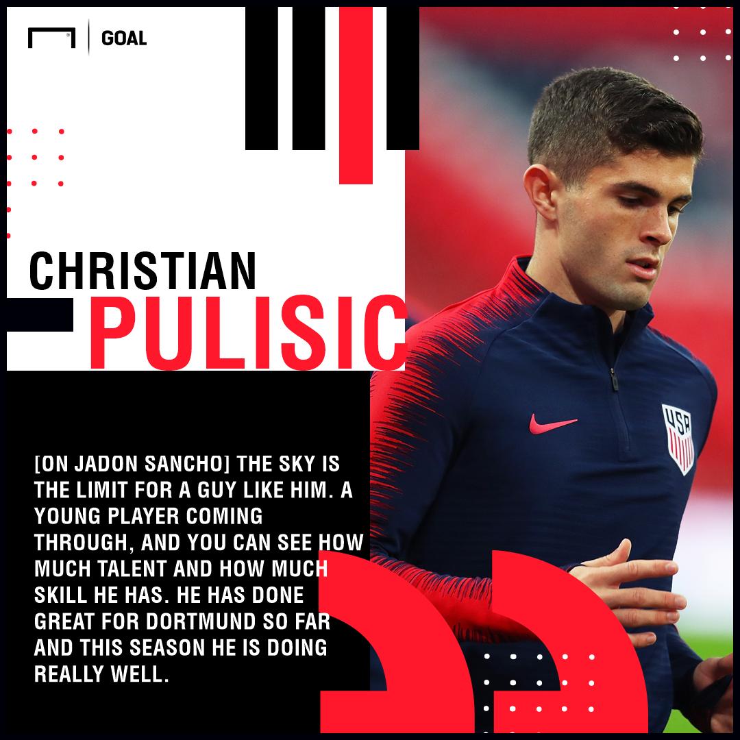 Christian Pulisic GFX