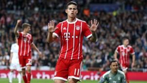 James Rodriguez Bayern München 01052018