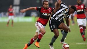 Everton Ribeiro Flamengo x Botafogo 03 03 18
