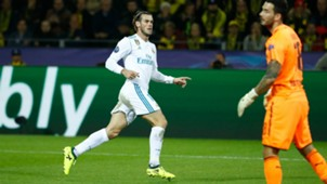 Bale Borussia Dortmund Real Madrid Champions League