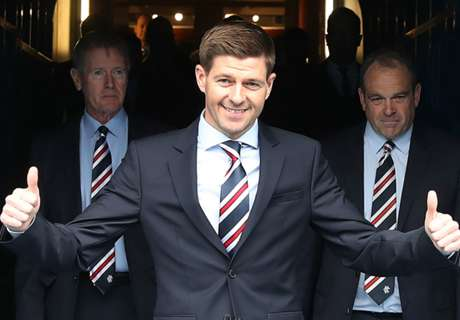 Gerrard & Rangers learn Europa League foes