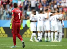 Fernando Muslera Uruguay France World Cup 07/06/18