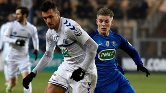 Grenoble strasbourg 0 3 strasbourg passe en quarts - Coupe de france strasbourg ...