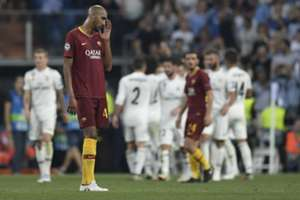 Real Madrid AS Roma Champions League 19092018