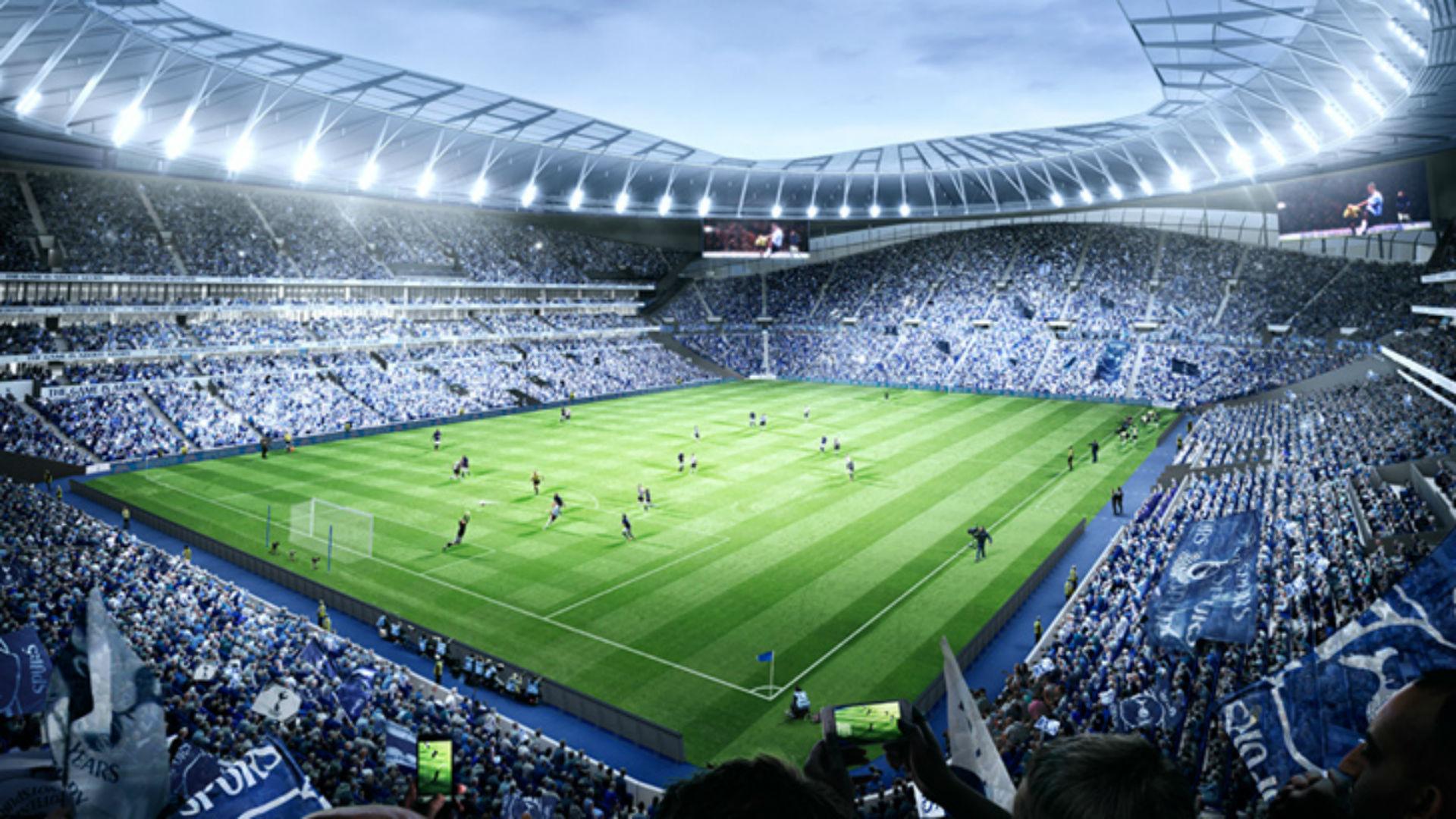 Tottenham Hotspur Stadium concept 2015