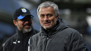 Jose Mourinho Manchester United Huddersfield