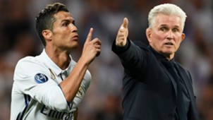 Cristiano Ronaldo Jupp Heynckes