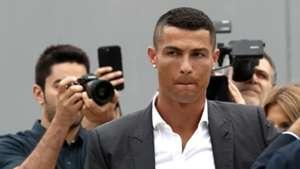 Cristiano Ronaldo Juli 2018