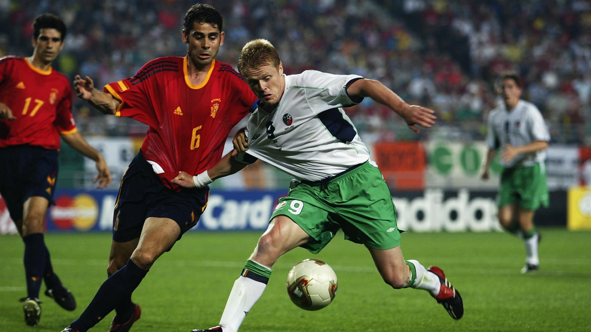 Fernando Hierro Spain 2002