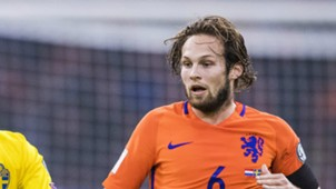 Daley Blind, Netherlands - Sweden, 10102017