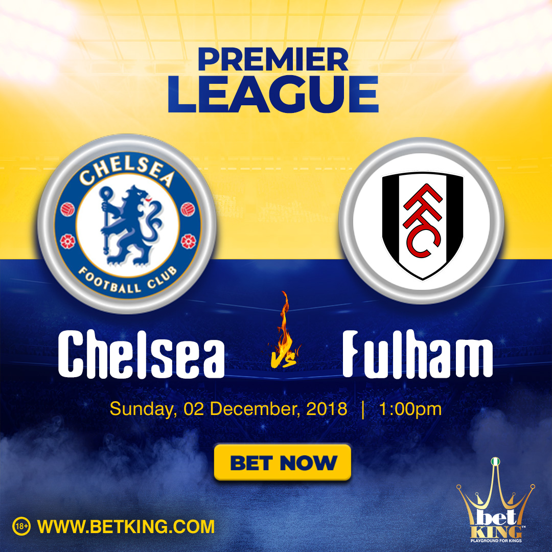BetKing Chelsea Fulham