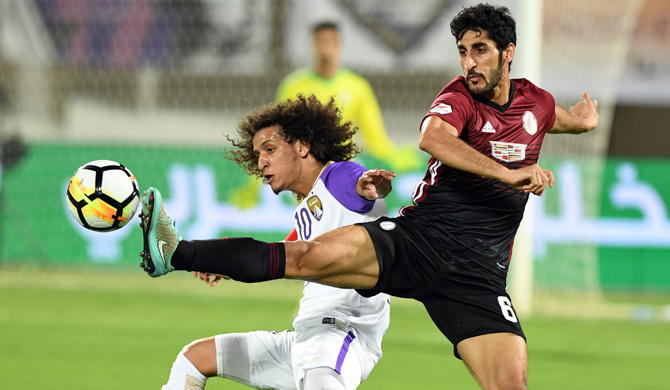 UAE Arabian Gulf League - Al Ain vs. Al Wahda