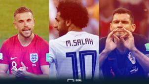 ฟุตบอลโลก 2018 : ส่องผลงานนักเตะลิเวอร์พูล