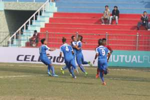 Indian Arrows Shillong Lajong I-League 2017/18