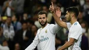 Asensio Nacho Real Madrid Eibar LaLiga