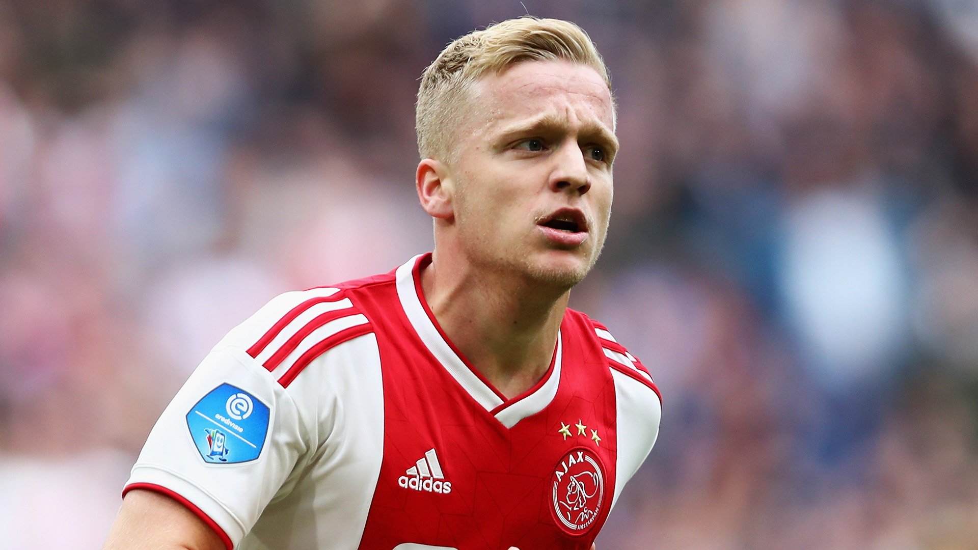 Real Madrid Have Bid Accepted For Ajax's Donny van de Beek
