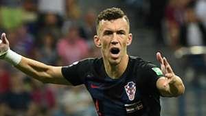 Ivan Perisic Croatia 2018