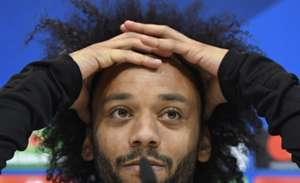 Marcelo Real Madrid UEFA Champions League