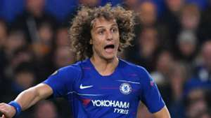 David Luiz challenges 'amazing' Chelsea youngsters to fight for starting spot