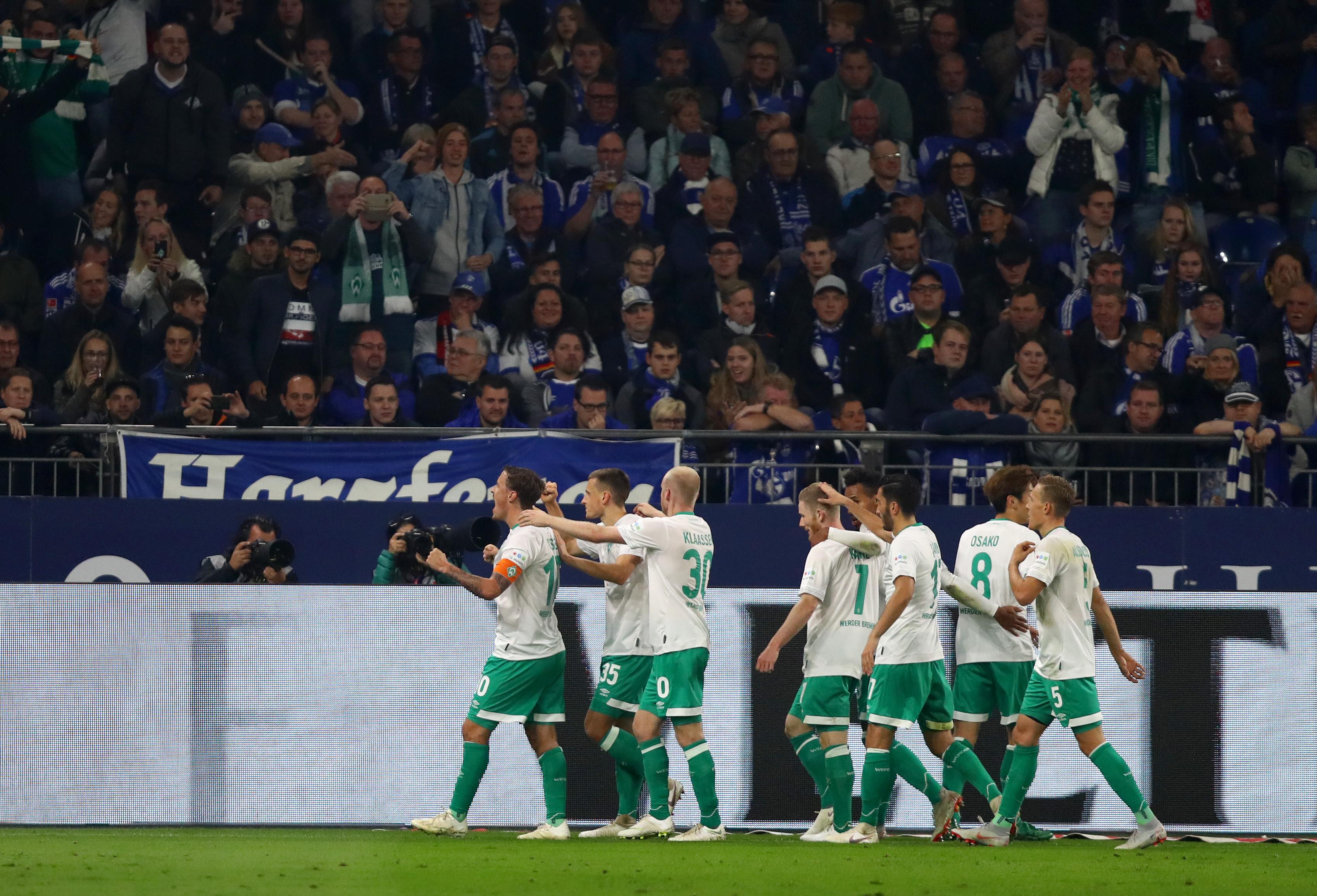 Schalke Bremen Dfb Pokal