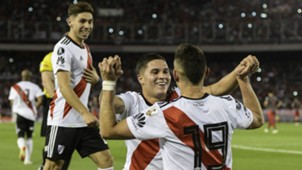Borre Quintero River Independiente Copa Libertadores Cuartos de final 02102018
