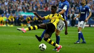 Borussia Dortmund Ousmane Dembele FC Schalke
