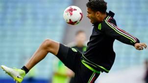 Diego Reyes Copa Confederaciones 2017