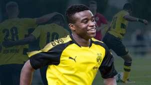 GFX Youssoufa Moukoko Borussia Dortmund