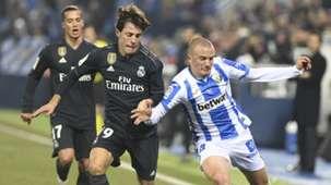 Alvaro Odriozola Leganes Real Madrid Copa del Rey 16012019