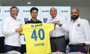 Kerala Blasters JAIN