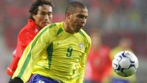 Ronaldo Brasil Seleção Copa do Mundo 2002