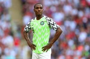 Odion Ighalo Nigeria