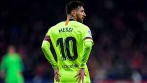 Lionel Messi Atletico de Madrid Barcelona LaLiga 24112018