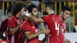 Mohamed Salah Egypt Niger AFCON qualifying 2018