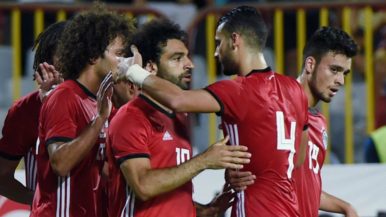 Image result for The enthusiasm, performance and spirit were very high' – Elneny reacts to Egypt's win over Tunisia