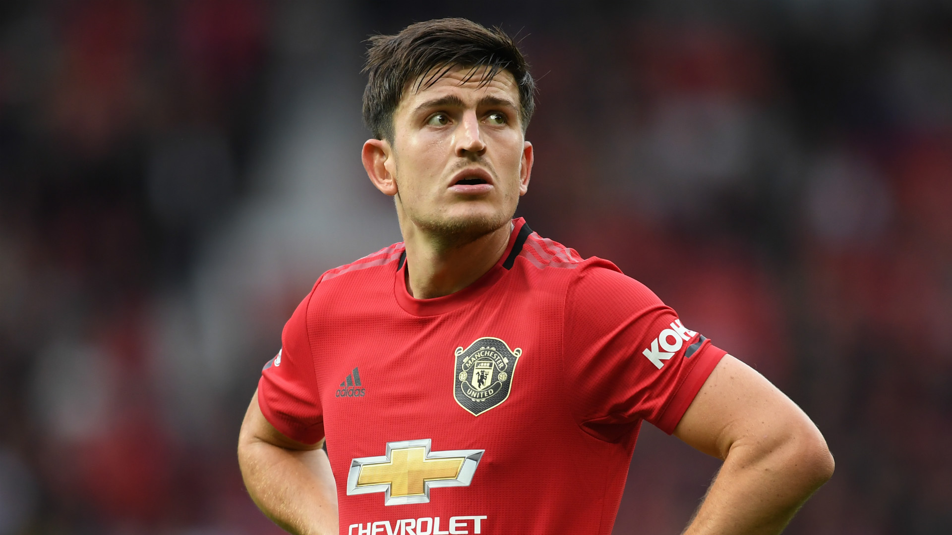 Harry Maguire Manchester United 2019-20