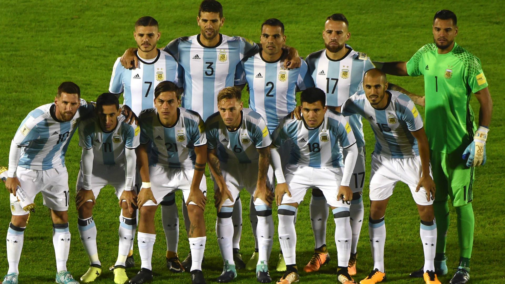 XI Argentina vs Uruguay Eliminatorias 31082017