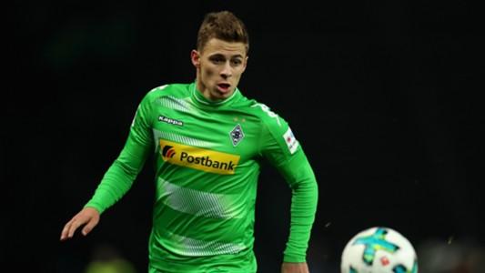 Thorgan Hazard Borussia Monchengladbach