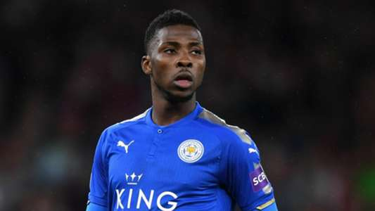 Kelechi Iheanacho motivated by Leicester City teammate Jamie Vardy