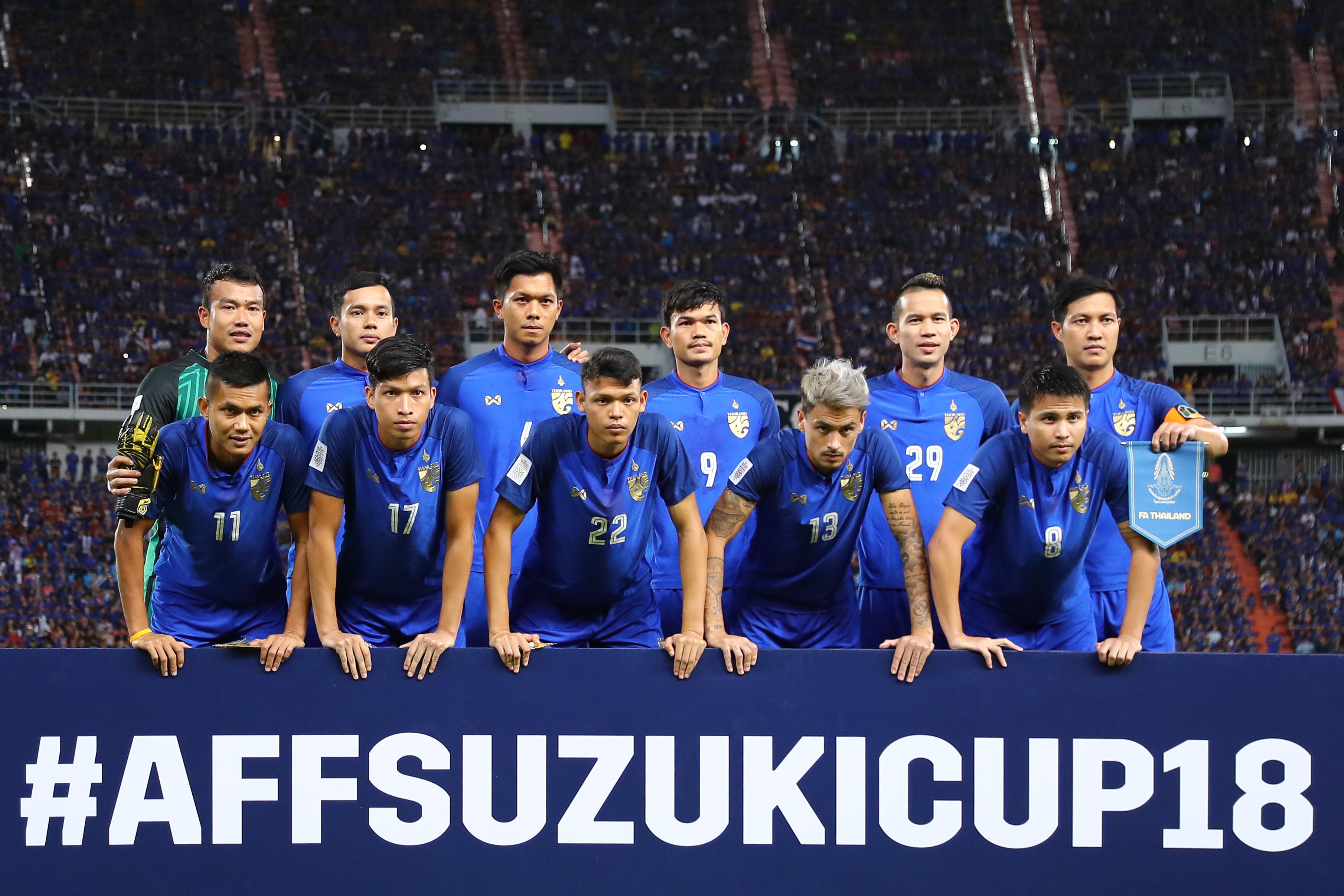 ทีมชาติไทย - AFF Suzuki Cup 2018
