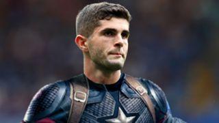 Christian Pulisic Captain America