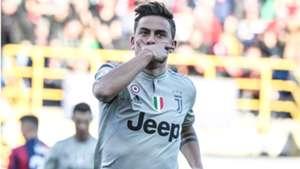 Paulo Dybala Bologna Juventus Serie A
