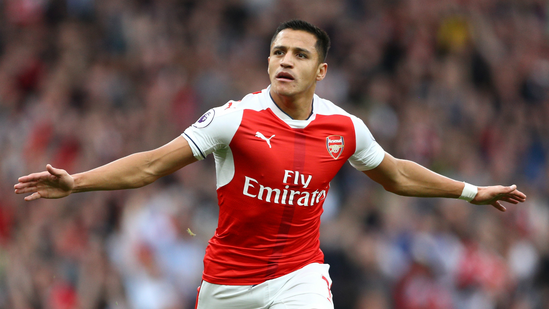 Hd Alexis Sanchez Arsenal