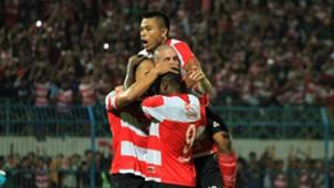 Selebrasi - Madura United