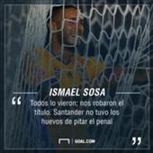 Ismael Sosa final Clausura 2017